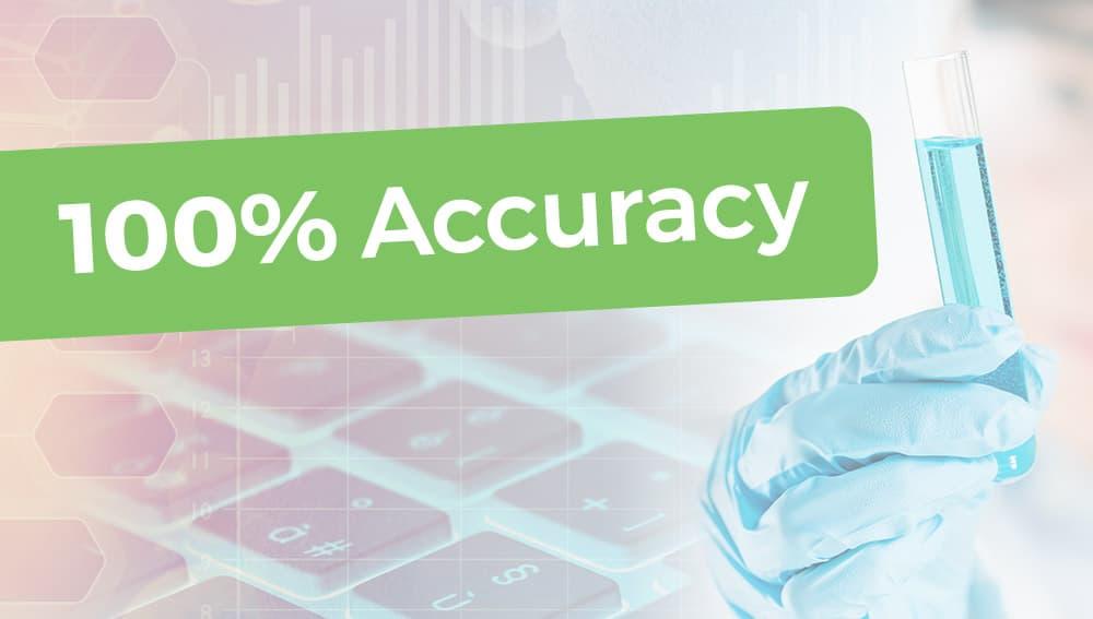 covid-19 PCR test 100% accurate